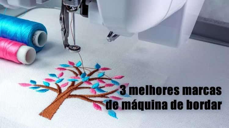 3 melhores marcas de máquina de bordar do brasil bordados artesanato