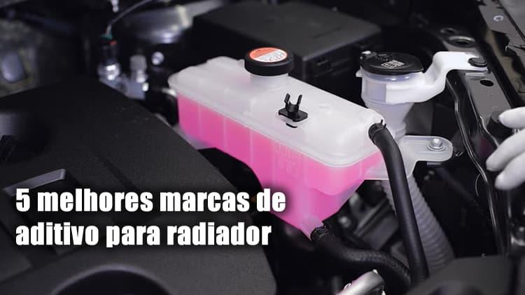 5 melhores marcas de aditivo para radiador arrefecimento fluido