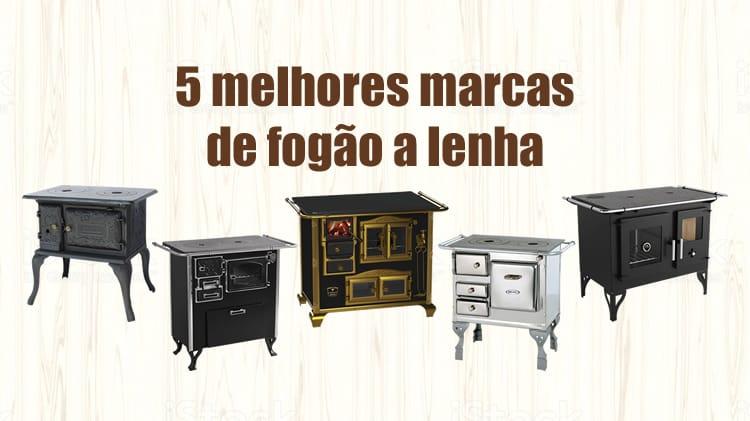 5 melhores marcas de fogão a lenha do brasil