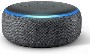 echo dot smart speaker amazon