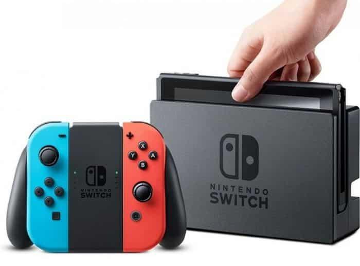 new nintendo switch melhor console 2020
