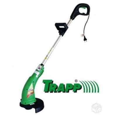 melhores marcas de aparador de grama elétrico trapp