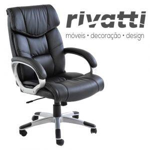 melhores marcas de cadeira de escritório diretor presidente secretária rivatti
