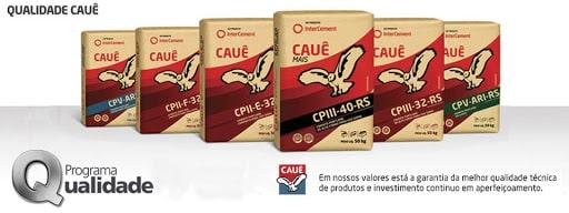 melhores marcas de cimento do brasil cauê