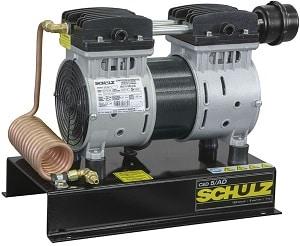schulz melhores marcas de compressor de poço artesiano sem isento de óleo