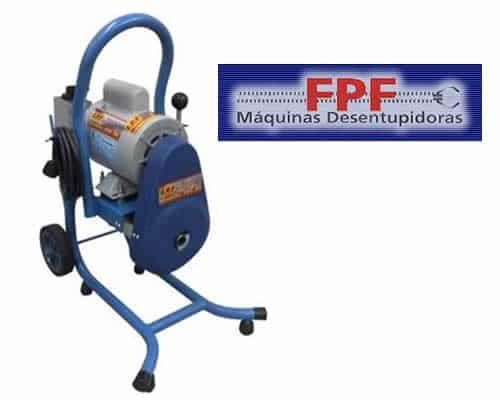 mehores máquinas desentupidoras fpf