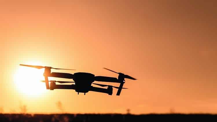 os melhores drones do mercado para 2021