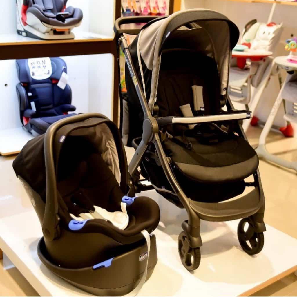 melhores marcas de carrinho de bebê chicco