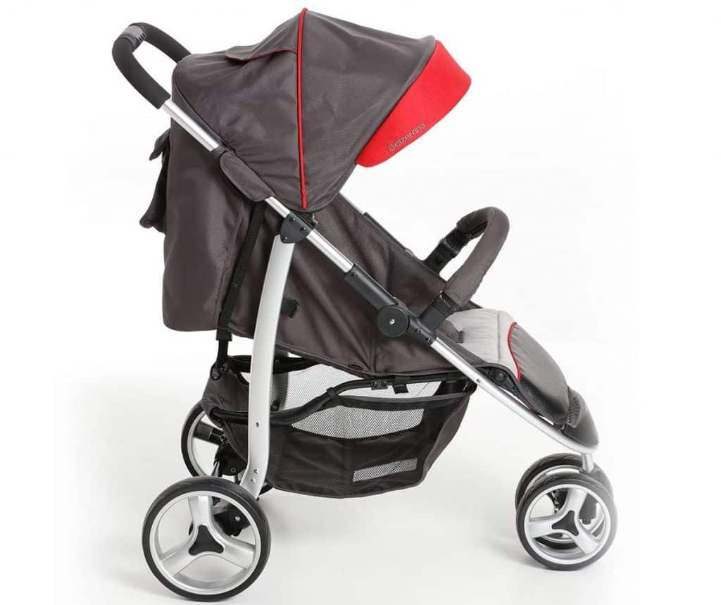 melhores marcas de carrinho de bebê galzerano