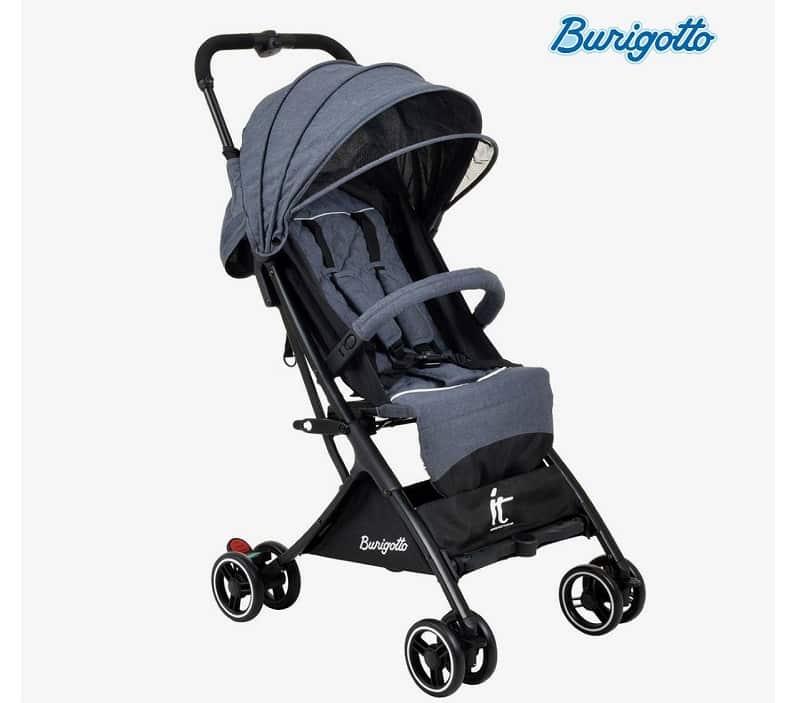 melhores marcas de carrinho de bebê burigotto